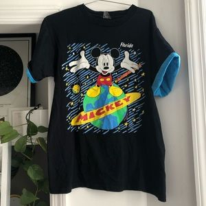 VINTAGE 80s Florida Mickey Mouse T-Shirt
